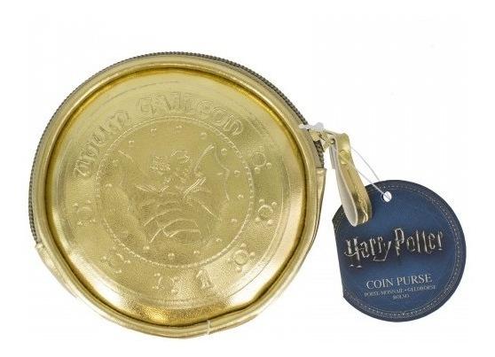 Monedero Gringotts Harry Potter