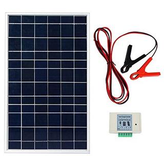 Ecoworthy 10w Pv Panel De Sistema De Panel Sol