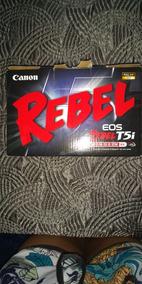 Câmera Canon T5i Top E Acessórios
