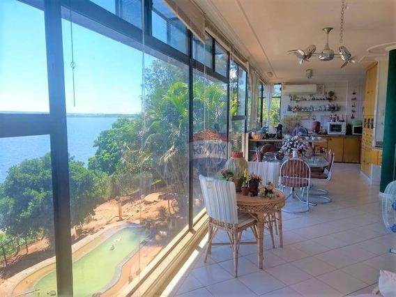 Rancho Com 4 Dormitórios À Venda, 400 M² Por R$ 1.200.000 - Recreio Jardim Da Mina (vitoriana) - Botucatu/sp - Ra0001