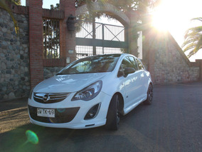 Opel Corsa Turbo Opc 2015