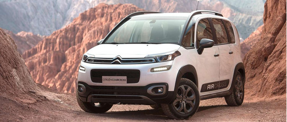 Citroen C3 Aircross 1.6 Vti 115 Feel 0km - Entrega Inmediata