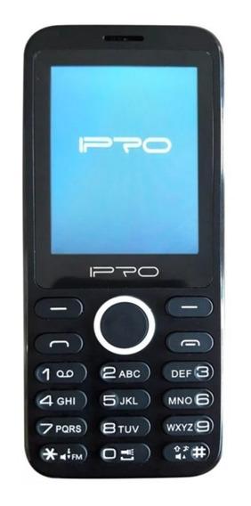 Celular Ipro Whatsapp Radio Teclas Liberado Smart 2.4 W9