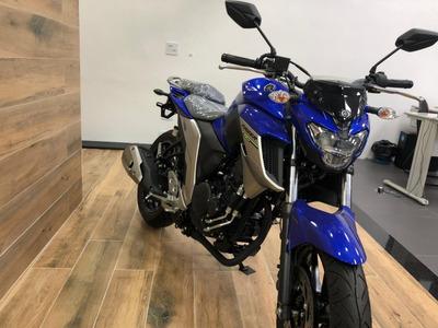 Yamaha - Fz25 Fazer 250 Abs 2020 Financiamento Sem Entrada