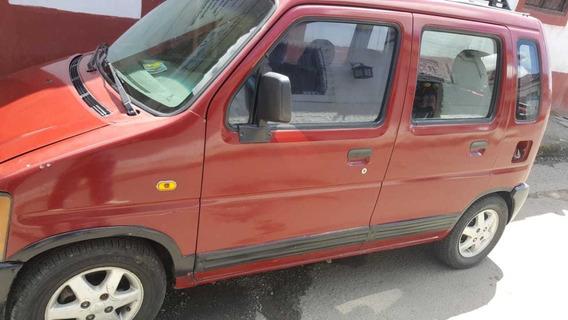 Gangaaa Chevrolet Wagon R 2000