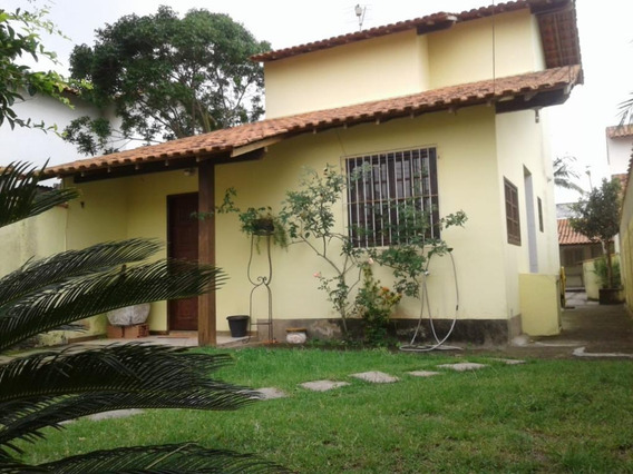 Casa Em Barroco (itaipuaçu), Maricá/rj De 120m² 4 Quartos À Venda Por R$ 330.000,00 - Ca213880