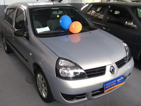 Clio Sedan 1.0 Expression Sedan 16v Flex 4p Manual