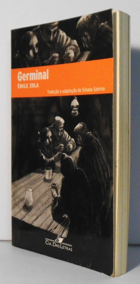 Livro Germinal Émile Zola