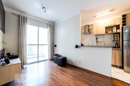 Apartamento À Venda - Jardim Brasil, 2 Quartos,  52 - S892974600