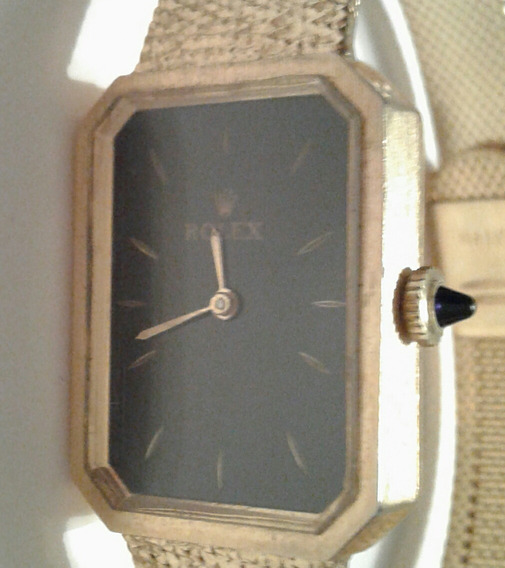 Reloj Rectangulo Unisex