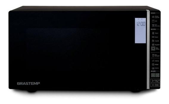 Microondas Grill Brastemp BMG45 Preto 220V