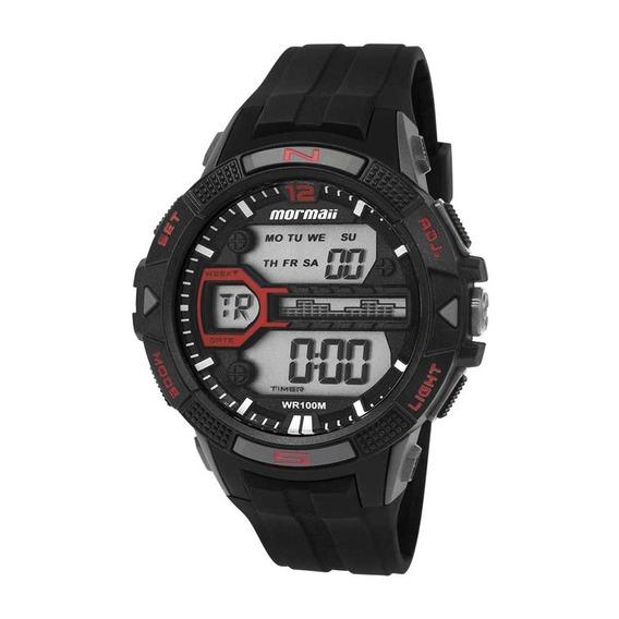 Relógio Mormaii Esportivo Mo5000/8r + Frete