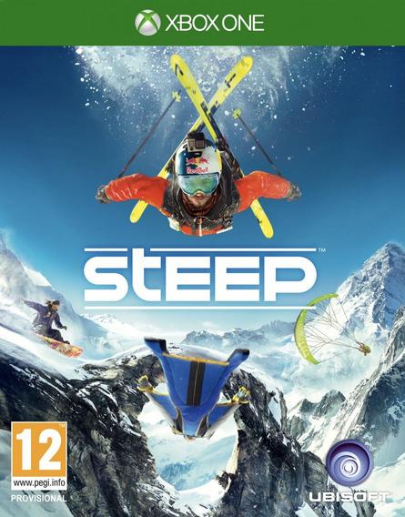 Game Steep Xbox One Mídia Física Novo Lacrado Em Português