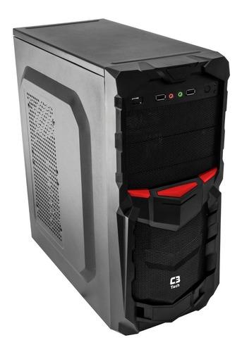 Computador Cpu I3 Ddr3 4gb Hd + Wi Fi