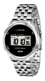 Relógio Feminino Lince Digital Sdph024l Bxsx