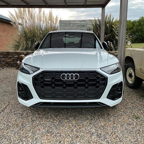 Audi Q5 Sline Plus. Mild Hybrid. Quattro Ultra. 2021.