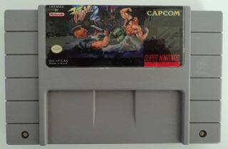 Final Fight 2 Original Snes Super Nintendo