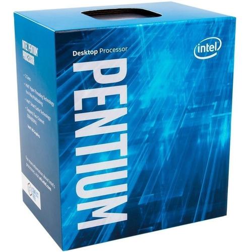 Processador Intel Pentium G4560 Kabylake 7ª Geração Lga1151