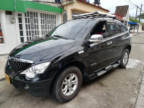 Ssangyong Actyon 2013