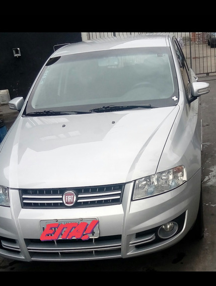Fiat Stilo 1.8 8v Attractive Flex 5p 2011