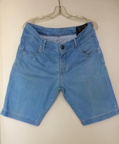 Bermuda Jeans Masculina Austin Club