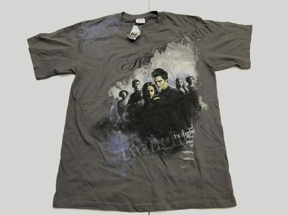Playera Caballero Twilight Crepusculo Elenco Hottopic Edward