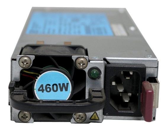 Fonte Hp Proliant Ml350 G6 Dl380 G7 G6 460w Dps-460eb