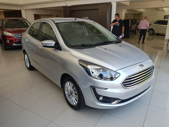 Ford Ka+ Sel Sedan 4 Puertas 0km As2