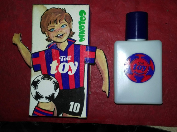 Antigua Colonia Para Chicos * Toil Toy * San Lorenzo Años 80