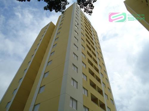 Imagem 1 de 24 de Apartamento Em Jardim Nove De Julho - São Paulo - 4599