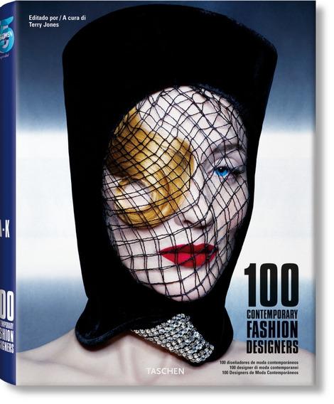 Livro 100 Contemporary Fashion Designers - Box 2 Volumes