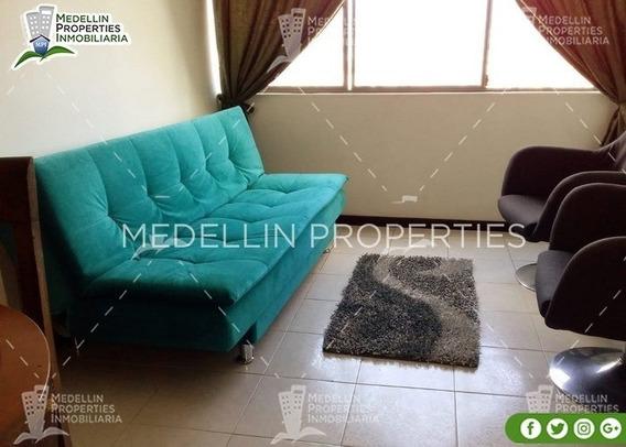 Apartamentos Y Casas Amobladas Por Dias En Medellin Cód:4051