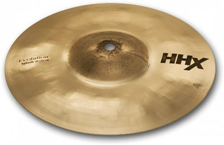 Platillo 10 Pulgadas Evolution Splash Hhx Sabian 11005xeb