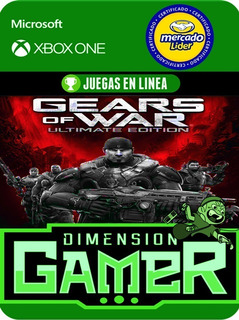 Gears Of War Ultimate Edition - Xbox One - Online/offline