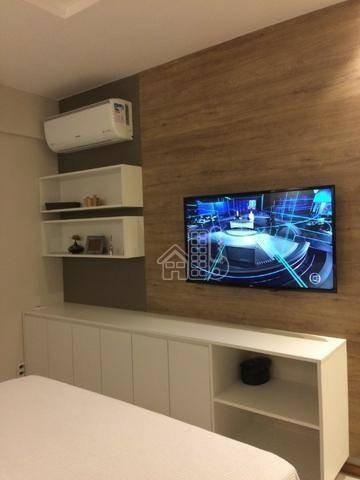 Apartamento Com 2 Dormitórios À Venda, 100 M² Por R$ 990.000,00 - Charitas - Niterói/rj - Ap2665