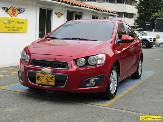 Chevrolet Sonic Lt 1600cc