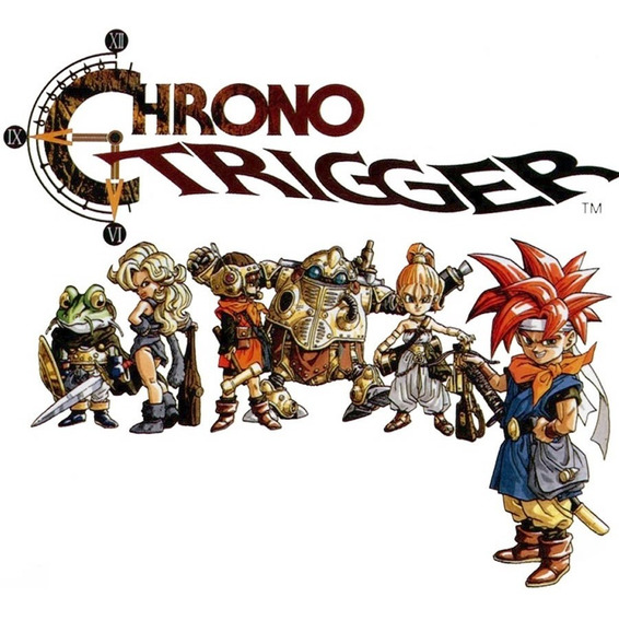 Chrono Trigger + Chrono Cross Original Ps3 Digital Psn