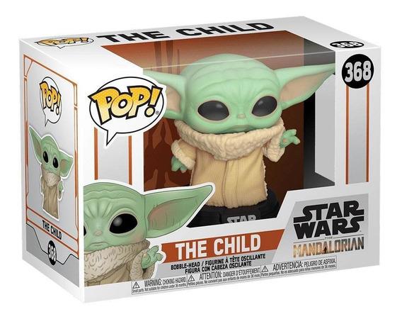 Funko Pop! Star Wars: El Mandaloriano - El Chico 368