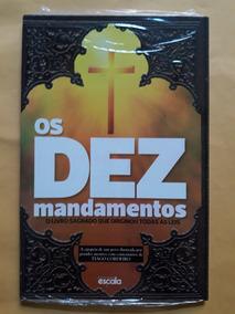 Livro Os Dez Mandamentos - Editora Escala