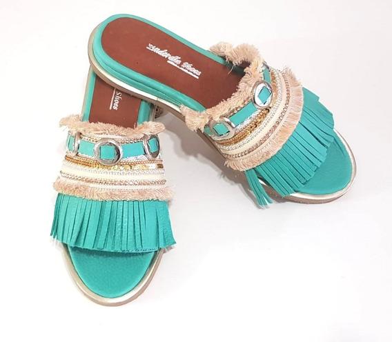 Sandalias Faja Números 41 42 43 44 Zinderella Shoes