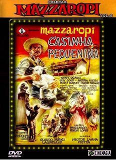 Mazzaropi Coleção Casinha Pequenina - Filme Comédia