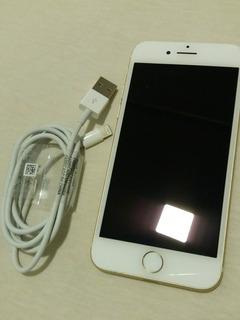Não Liga Celular iPhone 7 Apple Ios 11 Touchid 12mp Dourado