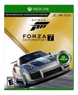 Forza Motorsport 7 Ultimate Edition Xbox One