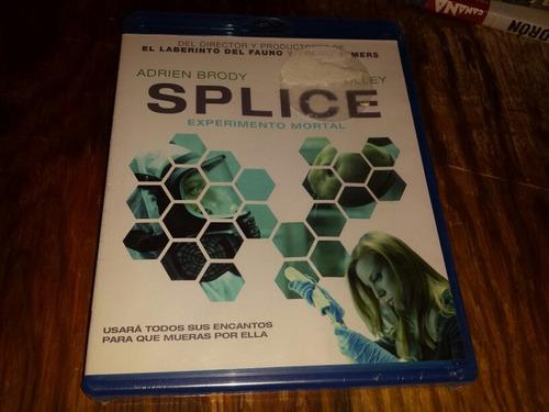 Imagen 1 de 2 de Splice Bluray Blu Ray Película Nueva