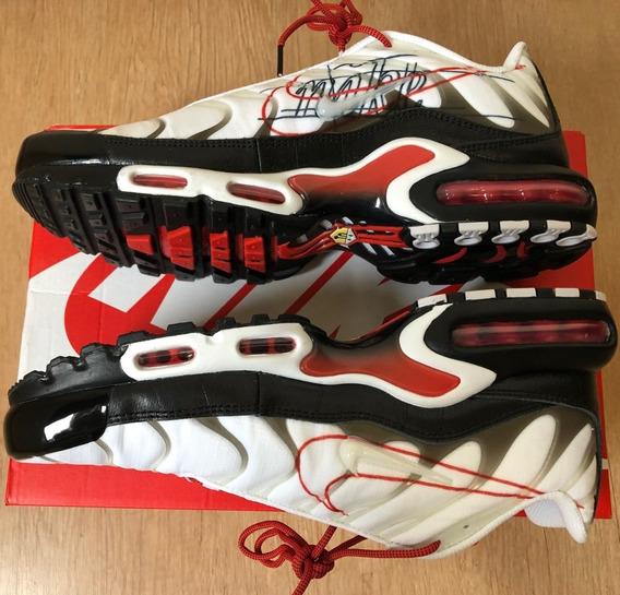 Tênis Nike Air Max Plus Script Swoosh Edition Tam 42 Br