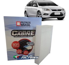 Filtro Ar Condicionado Cabine Polen Ford Focus De 2009 2013