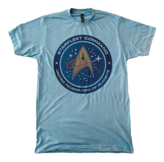 Playera Starfleet Command Star Trek