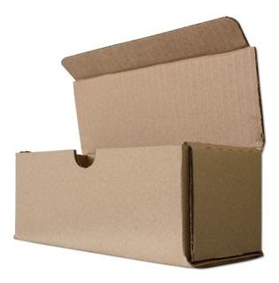 50 Piezas Caja Cartón Corrugado 22 X 8 X 8 Cm Ect29