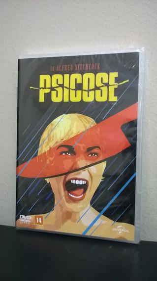 Dvd Psicose - Original - Lacrado - Alfred Hitchcock
