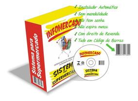 Sistema Para Supermercado - Infoproduto Para Revenda4
